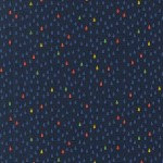 "Michael Miller - Up and Away - DC7211-BBER-D Droplets 100% Cotton 44""/45"" Wide"