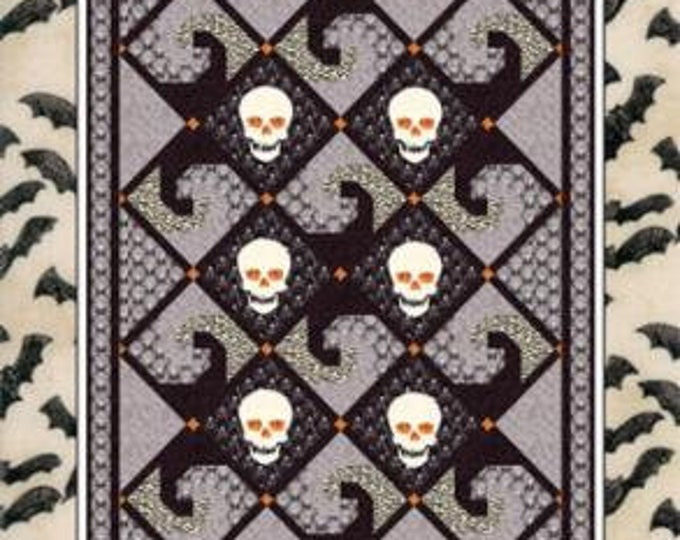 All Hallows Eve by Coach House Designs PATTERN ONLY