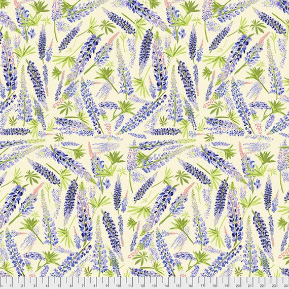"""LuPine Valley, Calico Horses by Free Spirit  44"""" Wide 100% Cotton"""