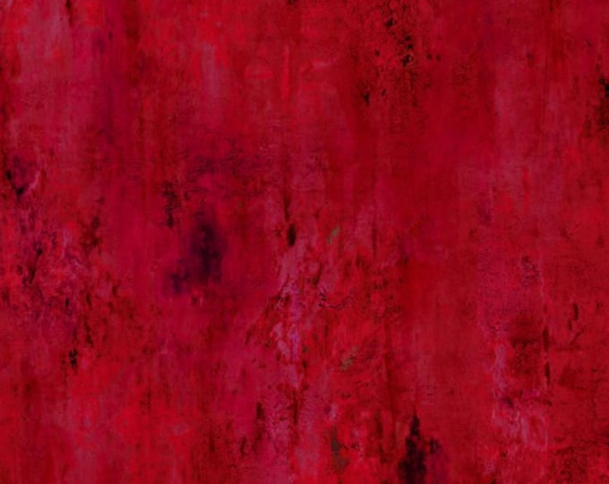 """Vintage Texture Red by Wilmington Prints 89233-333 44"""" wide 100% Cotton Fabric"""