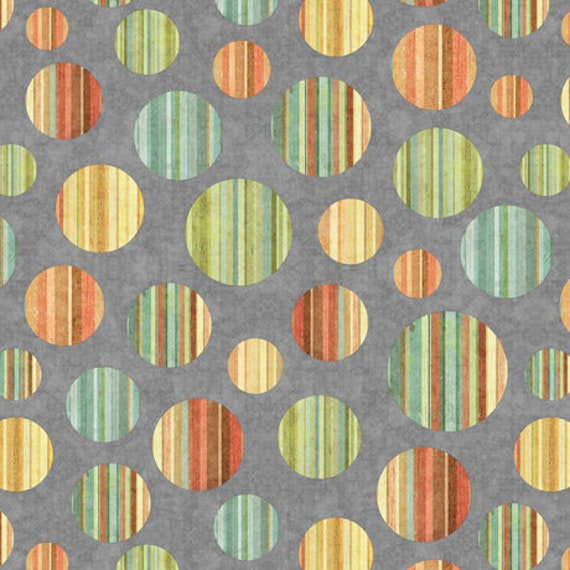 "Toyland Stripe  by QT Fabrics 27782-X  100% Cotton 44/45"" Wide Fabrics"