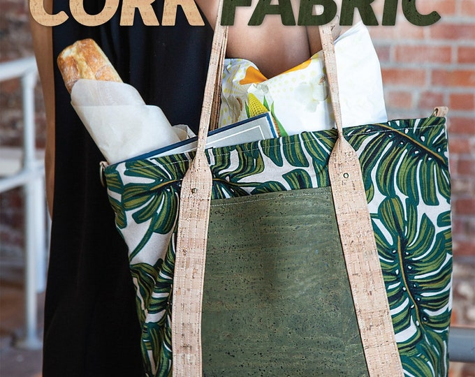 Create with Cork Fabric Sew 17 Upscale Projects Paperback