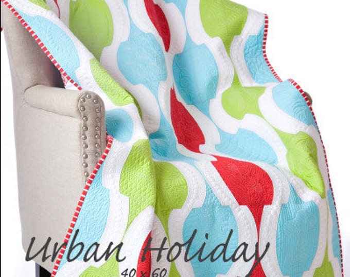 Urban Holiday PATTERN ONLY by Sew Kind of Wonderful