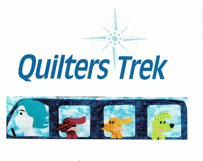 2020 Quilters Trek Pattern Only