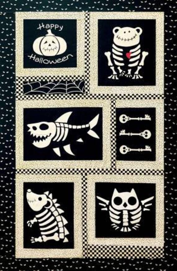 Boneyard Buddies by Desiree's Designs PATTERN ONLY