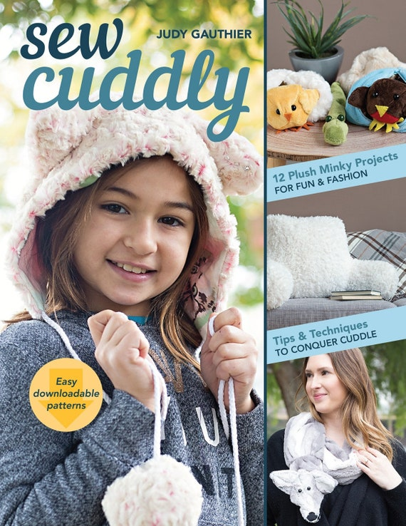 Sew Cuddly by Judy Gauthier - Paperback