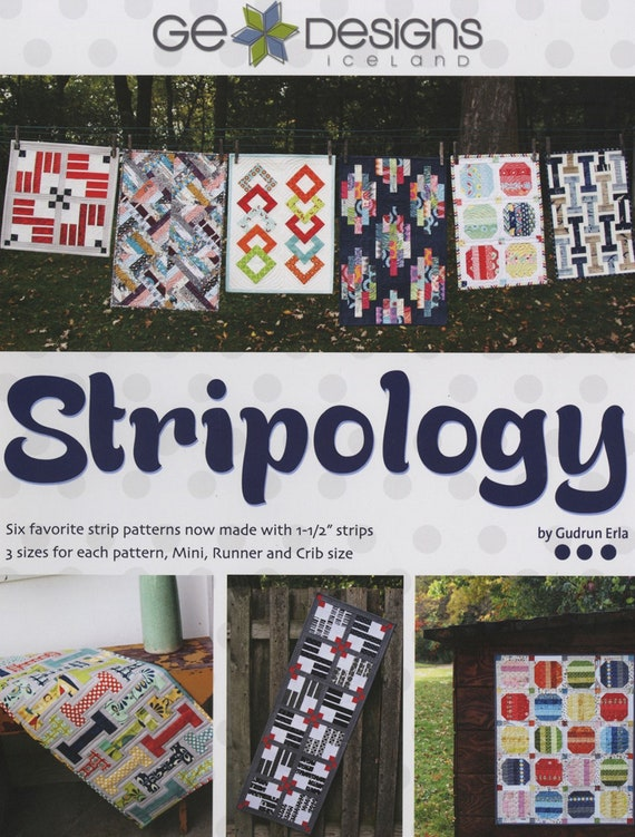 Stripology by Gudrun Erla for GE Designs Iceland