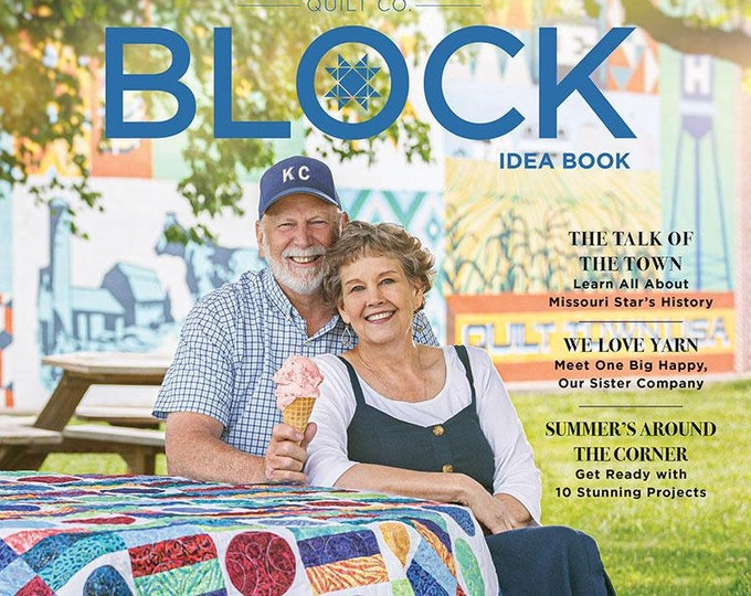BLOCK Magazine 2021 Volume 8 Issue 3