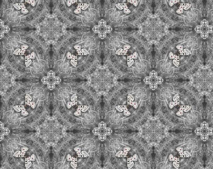 "Metamorphosis Midnight - Stephen Wilson for Anita Goodesign 100% cotton 44/45"" wide fabric"