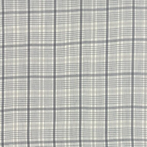 Pure & Simple Moda 12131-32 Homespun Plaid  44-inch Wide  100% Cotton Fabric Yardage