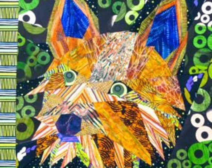 Yorkie by Ann Shaw Quilting Designs. Pattern Only