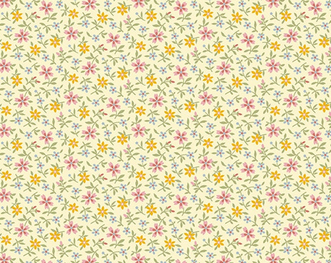 Mayflower by  Andover Fabrics   Spring soft   A-9509-E    44-inch Wide  100% Cotton Fabric Yardage