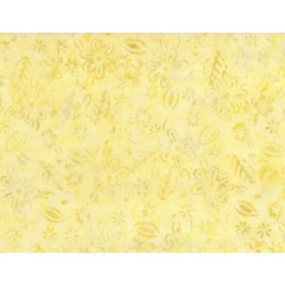 """Celestial Dance Small Floral 1400-22226-571 Yellow 100% cotton 44/45"""" wide fabric"""