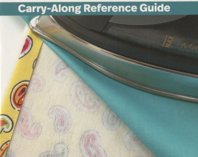 Guide to Interfacings. A Carry-Along Reference Guide by Kristine Poor