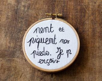 Embroidery - Far Breton