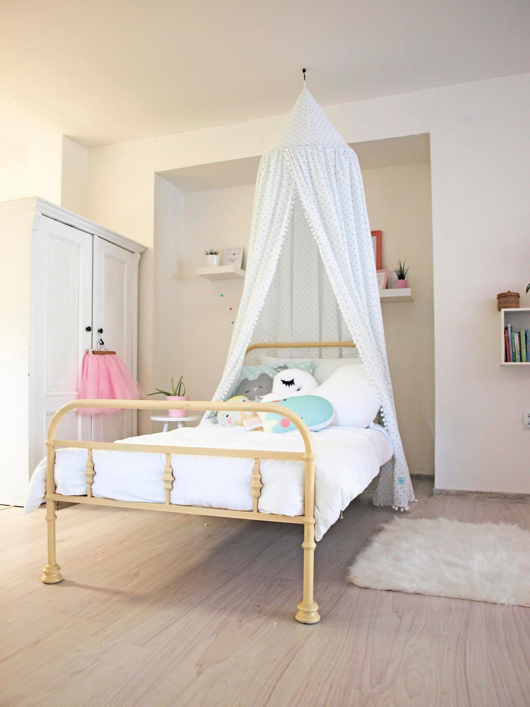 Princess Room Designs: Bed Canopy Princess Room Decor Canopy Mint Room Decor Girl