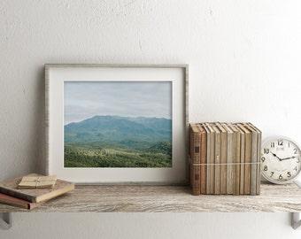 Smokey Mountains - Landscape Photography - Digital Download