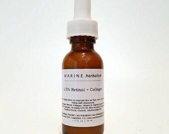 2.5% Retinol + Collagen