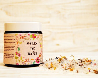 Bath salts, relaxing bath, energizing bath, relax, communion details, natural cosmetics, relaxing salts,