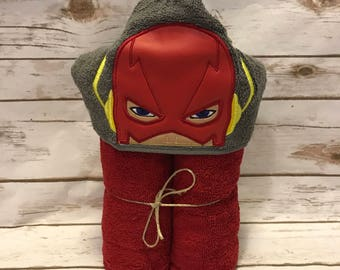 Hooded Towel, Flash Hooded Towel, Flash Bath Towel, Bath, Bathroom, Flash Towel, Flash