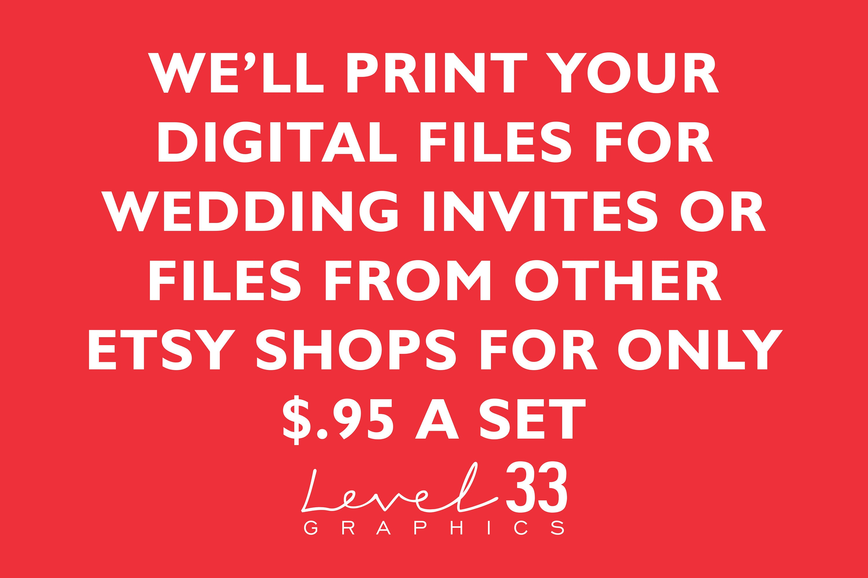 MASON JAR Baby\'s Breath Flowers Rustic Wedding Invitation Set ...
