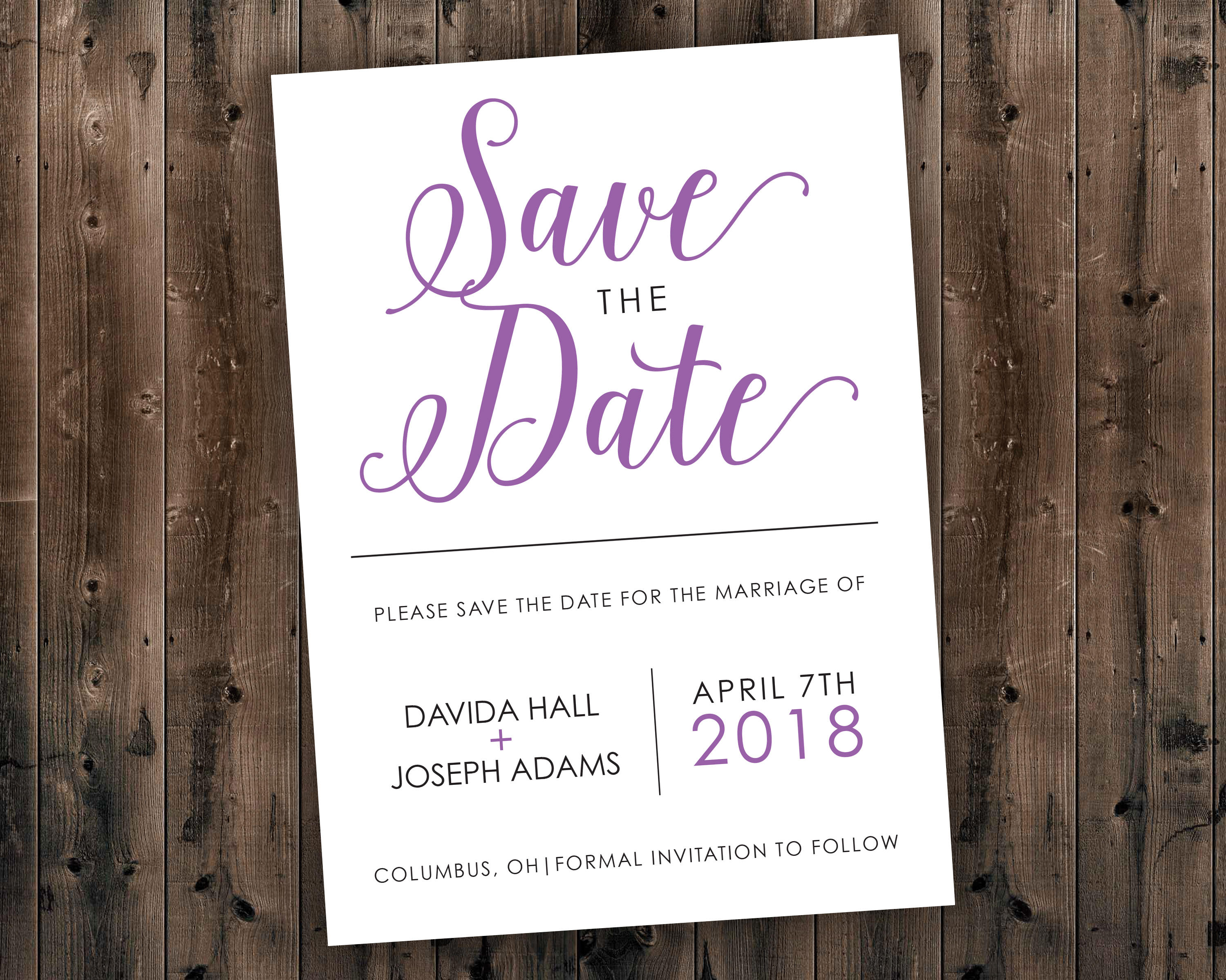 Affordable Wedding Invitations Set Printed - Cheap Wedding ...