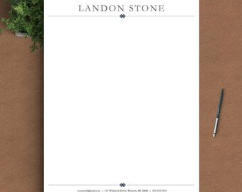 letterhead etsy