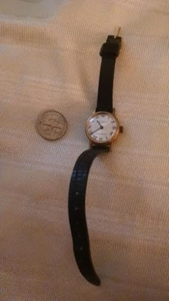Vintage Watch (Paul Poiret) with Roman numerals...