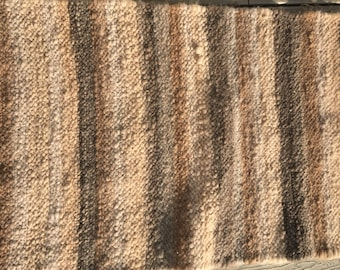 Alpaca Throw Rug