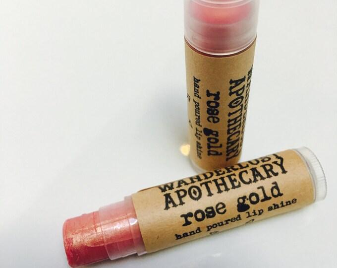 rose gold lipstick, vanilla, lip gloss,sheer lipstick,pink lip gloss,lip tint,rose gold lipstick,gold lip gloss, rose, gold,pink