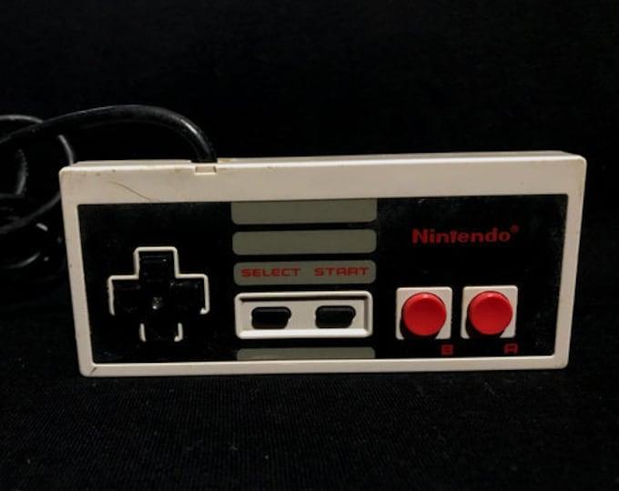 Nintendo Controller Nes *Tested *