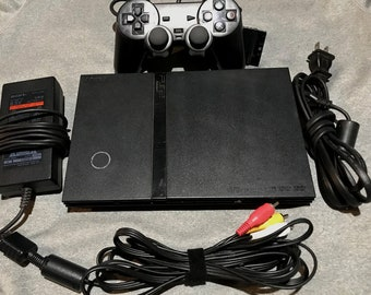 Playstation 2 Slim Gaming System
