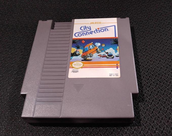 City Connection Nintendo Entertainment System NES