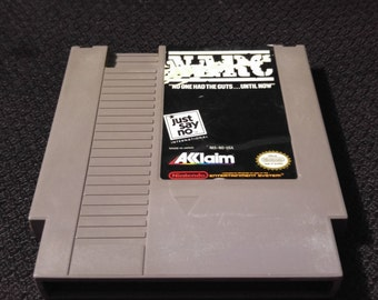 Narc Nintendo Entertainment System Game *Cleaned & Tested* NES