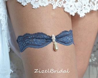 WISTERIA and GRAY Wedding Garter Set Wisteria wedding Plum Garter Purple and Gray Bridal Garter Belt Custom garter Set Violet Garters