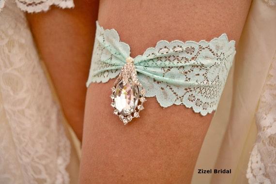 Wedding Lace Garter Crystal Garter Set Wedding Garter Set Wedding Stretch Lace Garter Set Bridal Garter Set Bridal Lace Garter