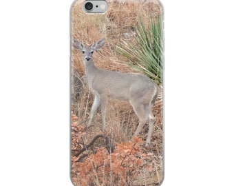 iPhone Case. Baby deer (fawn)