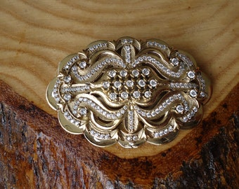 Authentic Jewelry Silver Brooch mystery of the east Sultans Brooch Inspired by Ancient Culture Ottoman style