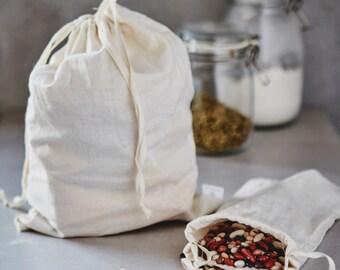 Reusable bulk bag combo