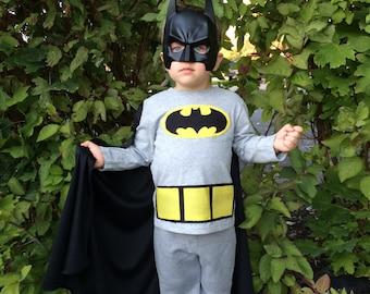 Baby/Toddler Batman Costume