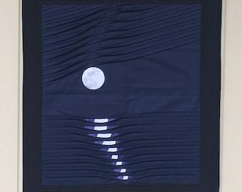 Moon Shadow Moon Shadow Art Quilt