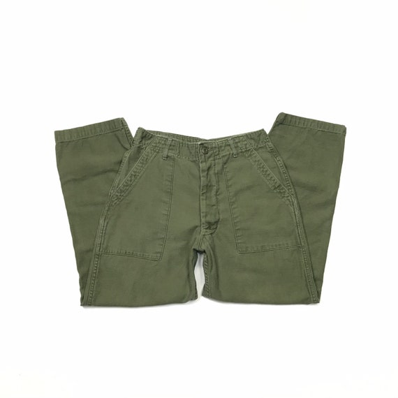 Vietnam W28 L26.5 Sateen OG107 Soft Good Condition