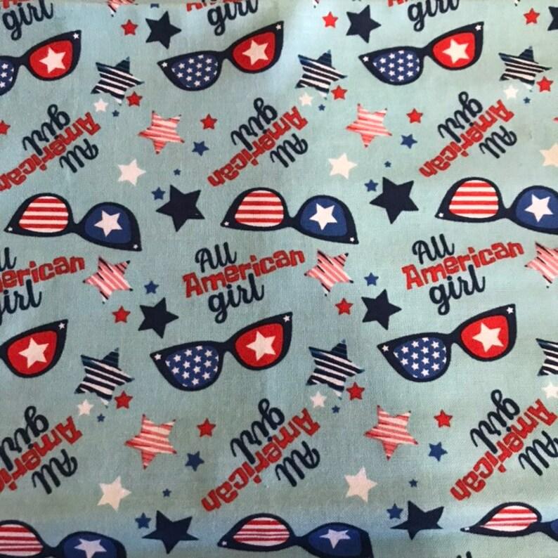 Patriotic Project Bag