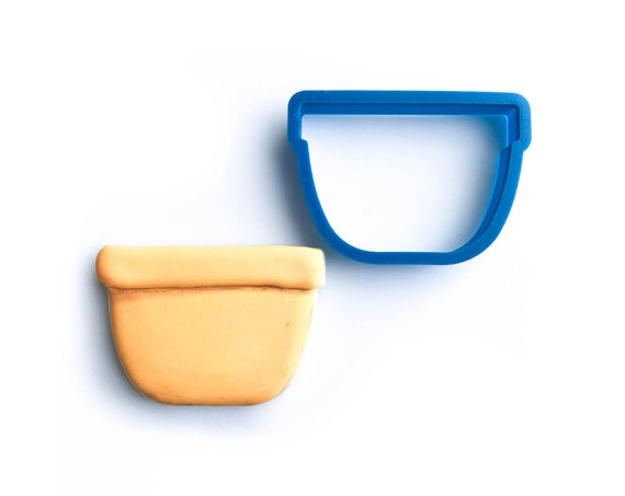 Mixing Bowl Cookie Cutter