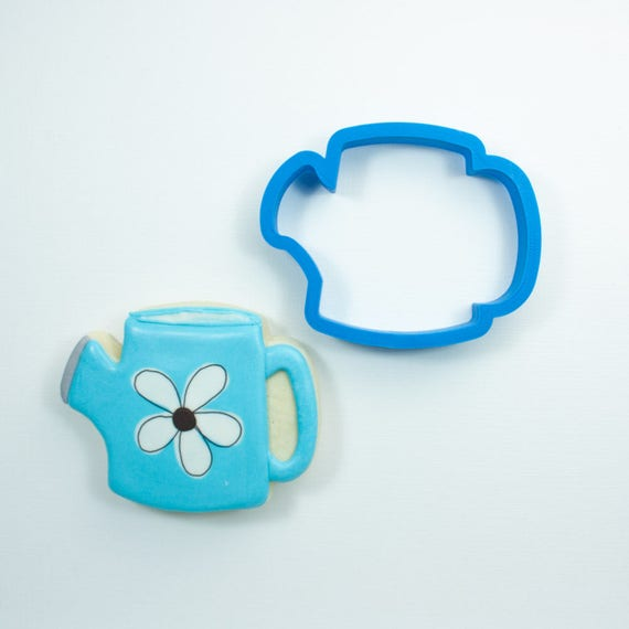 Chubby Watering Can Cookie Cutter