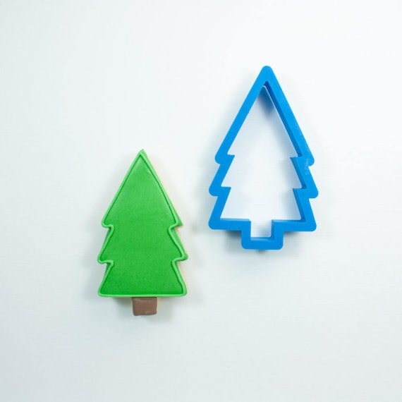 Woodland Tree Cookie Cutter | Tree Cookie Cutter | Woodland Cookie Cutters | Pine Tree Cookie Cutter | Evergreen Cookie Cutter