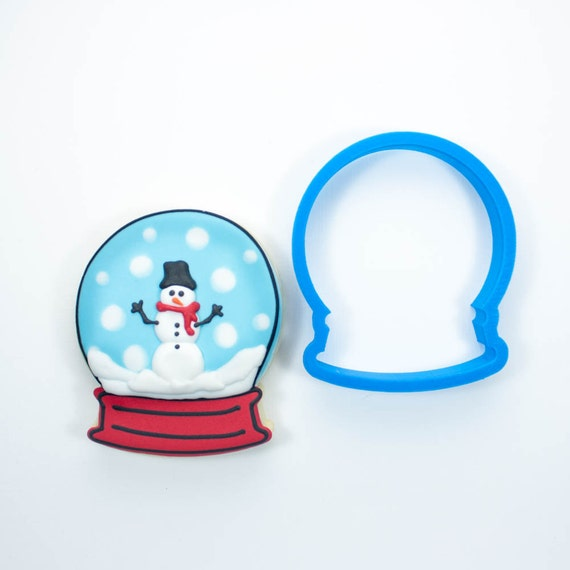 Snow Globe Cookie Cutter