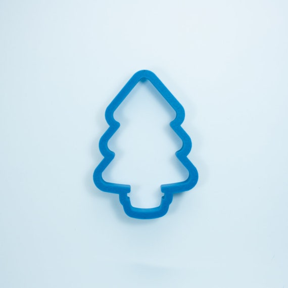 Potted Christmas Tree Cookie Cutter