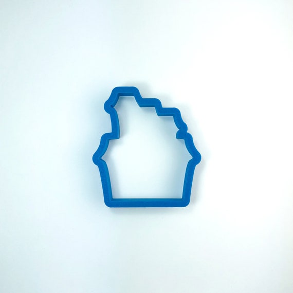 Haunted House Cookie Cutter | Halloween Cookie Cutter | Halloween Cookies | Pumpkin Cookie Cutter | Frosted Cutters