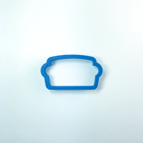 Simple Couch Cookie Cutter | Sofa Cookie Cutter | Couch Cookie Cutters | Friends | Frosted Cutters